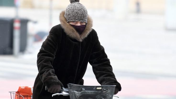 Es wird wieder kalt in Deutschland.
