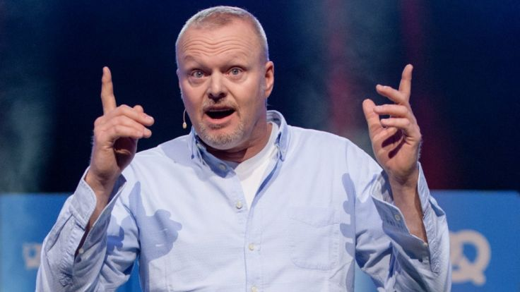 TV-Legende Stefan Raab wagte mit