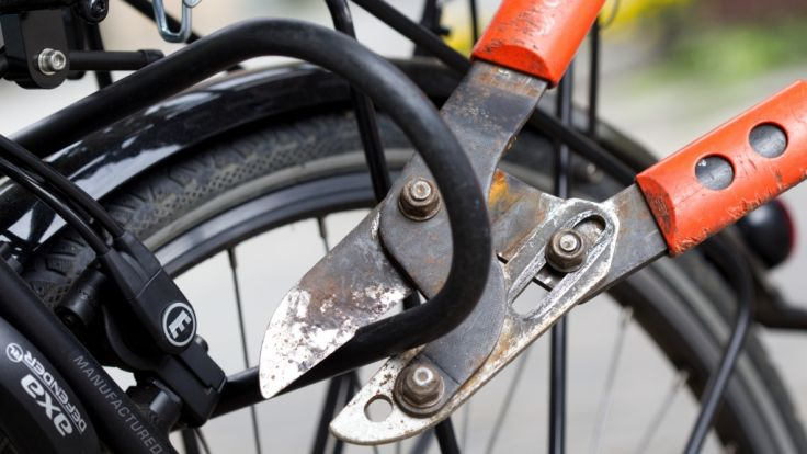 Stiftung Warentest hat im März 2018 Fahrradschlösser getestet.