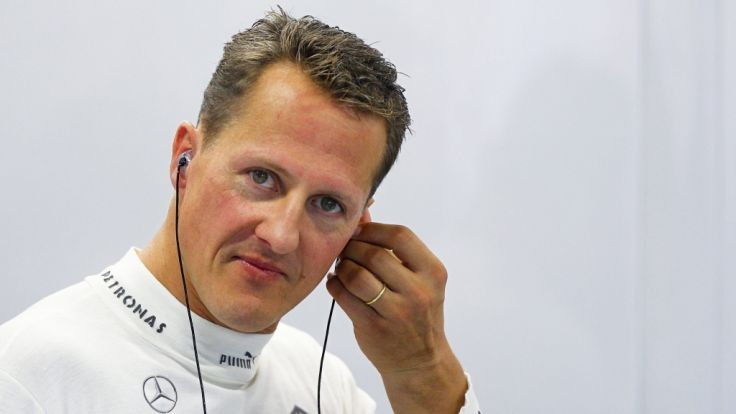 Schumacher-Familie will mit neuer Aktion Blick auf