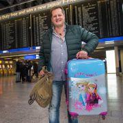"""Von wegen klamme Taschen! Malle-Jens macht auf """"dicke Hose"""" (Foto)"""