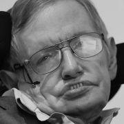 Stephen Hawking, Astrophysiker (08.01.1942 - 14.03.2017)