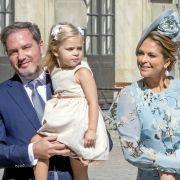 Herzergreifend! DESHALB heißt ihre Baby-PrinzessinAdrienne (Foto)