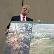 Die Mauer kommt! DIESER Glaspalast schützt die USA (Foto)