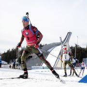 In Oslo findet aktuell der Biathlon Weltcup 2018 statt. (Foto)