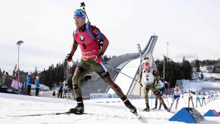 Biathlon: Dahlmeier und Hildebrand vergeben Verfolgungs-Sieg am Schießstand