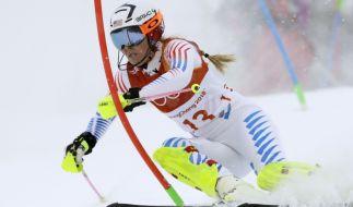 Die Ski-alpin-Damen messen sich aktuell im schwedischen Are. (Foto)