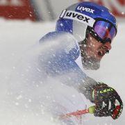 Die Ski-alpin-Herren messen sich aktuell in Schweden. (Foto)