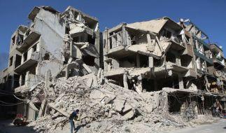 Allein in Syrien gibt es sieben Konflikte. (Foto)