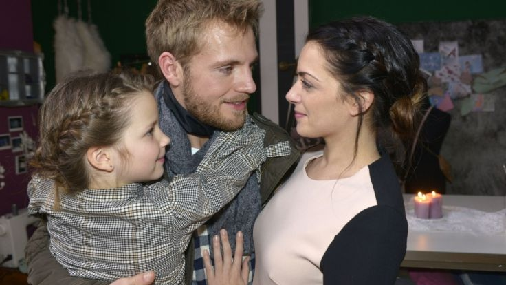 Gibt es doch noch ein Happy End für Paul (Niklas Osterloh) und Emily (Anne Menden)? (Foto)