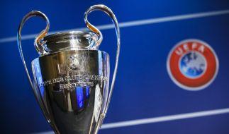 Gegen wen müssen die Bayern im Viertelfinale der Champions League antreten? (Foto)