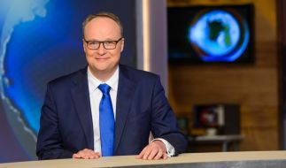 """Oliver Welke und sein Team präsentieren in der """"heute-show"""" regelmäßig einen satirischen Wochenrückblick. (Foto)"""
