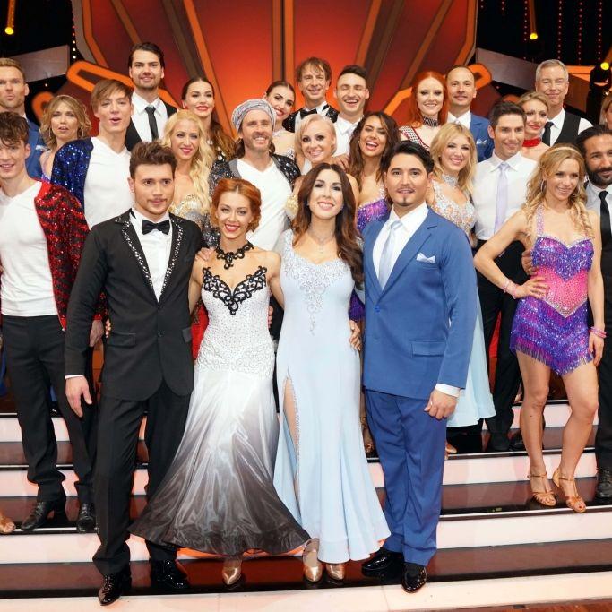 DIESE Promi-Tänzerin flog in der 1. Live-Show raus (Foto)