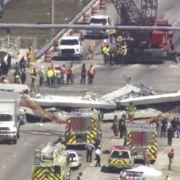 Autos unter 950-Tonnen-Koloss begraben - mindestens 4 Tote (Foto)