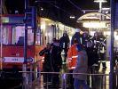 Straßenbahn-Unfall in Köln