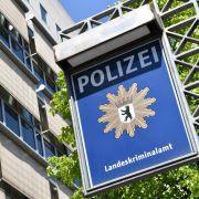 Verdacht auf Korruption bei Berliner Polizei (Foto)