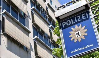 Die Berliner Polizei droht ein erneuter Skandal. (Foto)