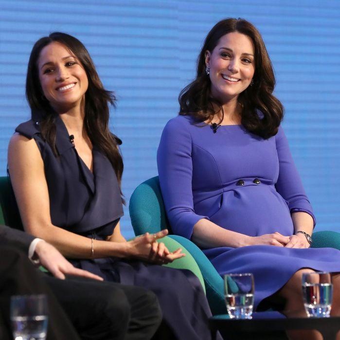 Schmeißt Meghan Markle eine Baby-Party für die Herzogin? (Foto)