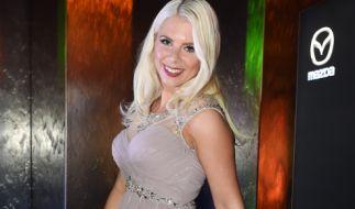 Jenny Frankhauser ist nicht nur amtierende Dschungelkönigin, sondern auch als Sängerin erfolgreich. (Foto)