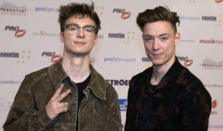 """Roman (li.) und Heiko Lochmann haben sich als YouTube-Duo """"Die Lochis"""" eine treue Fangemeinde erarbeitet. (Foto)"""