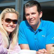 Ehe-Aus bei Donald Trump Jr. und Frau Vanessa! Trennung im Hause Trump offiziell bestätigt.