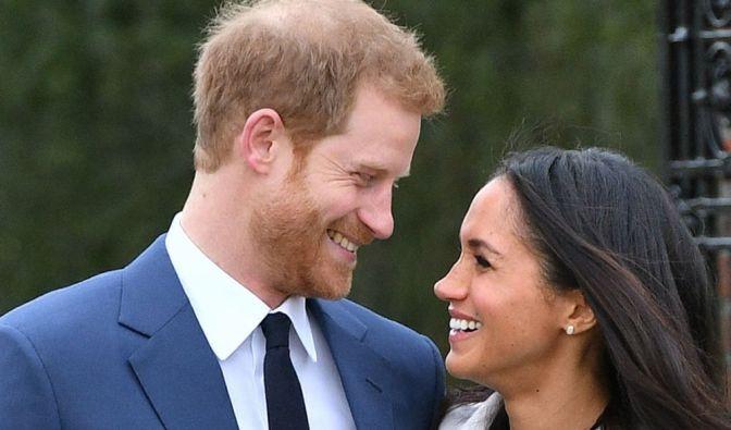 Meghan Markle heiratet Prinz Harry (Foto)