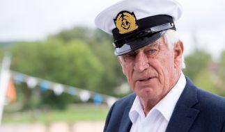 """Als """"Traumschiff""""-Kapitän wurde Siegfried Rauch bekannt. (Foto)"""