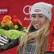 Damen-Riesenslalom abgesagt - Rebensburg gewinnt Weltcup-Wertung (Foto)