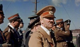 Adolf Hitler wird in einem indischen Kinderbuch als großer Staatsmann vorgestellt. (Foto)
