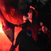9 Verletzte nach Hamburg-Niederlage - Ausschreitungen vor Kölner Derby (Foto)