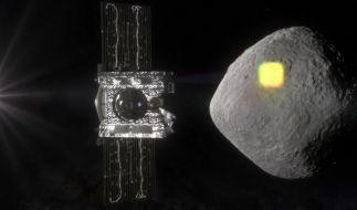Asteroid Bennu steht auf der Abschussliste der Nasa. (Foto)