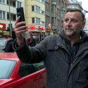Lutz Bachmann in Abschiebehaft (Foto)