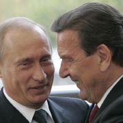 Keine Sanktionen gegen Putins Lobbyisten (Foto)