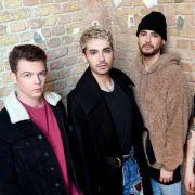 Tom Kaulitz (2.v.r.) ist Teil der Band Tokio Hotel.