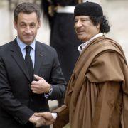 Ex-Präsident in Haft! Finanzierte Gaddafi den Wahlkampf? (Foto)