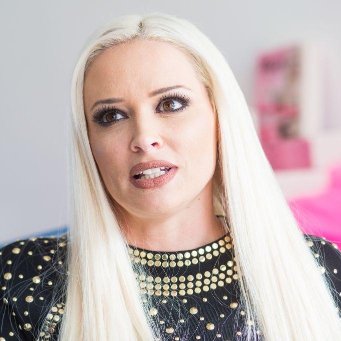 Botox-Beschiss! HIER schockt sie mit Monster-Lippen (Foto)
