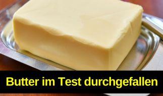 15 von 30 getesteten Buttern haben den Test bestanden. (Foto)
