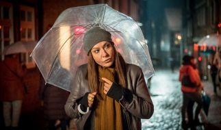 """Simone Thomalla spielt im ZDF-Film """"Doppelzimmer für drei"""" Weinspezialistin Anne. (Foto)"""