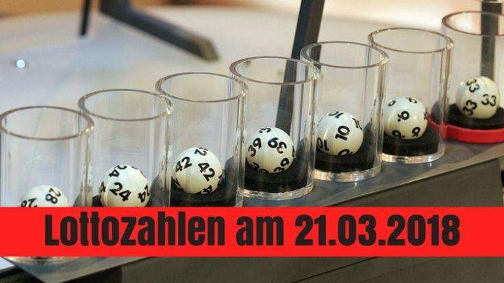 Lottozahlen 21.03 20