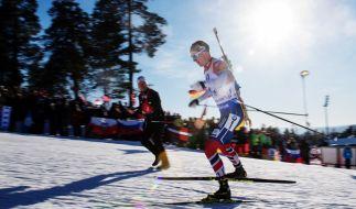 Der Biathlon-Weltcup 2018 geht im russischen Tjumen zu Ende. (Foto)