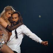 """Muskelfaserriss! Droht ihr jetzt das """"Let's Dance""""-Aus? (Foto)"""
