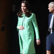 Geburt steht kurz bevor! Prinz William verrät Geburtstermin (Foto)