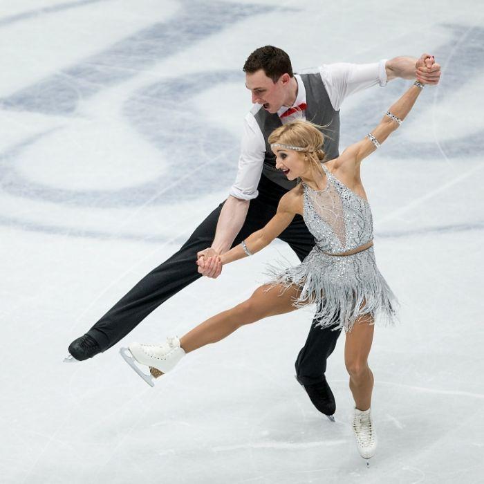 Traumnote 10,0! Karriere-Ende für Eiskunstlauf-Paar? (Foto)