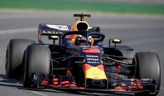 Die Formel-1-Saison 2018 ist in vollem Gange. (Foto)