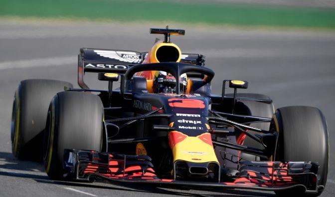Formel-1-GP Frankreich 2018