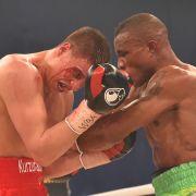 K.o in Runde 2! Zeuge bleibt Box-Weltmeister (Foto)