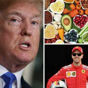 Sextape mit Donald Trump? // DIESES Obst macht krank // Henssler geht k.O. (Foto)