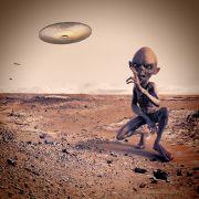 Hat ein Atomkrieg das Leben auf dem Mars ausgelöscht? (Foto)