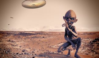Wurde das Leben auf dem Mars durch einen Krieg ausgelöscht? (Foto)
