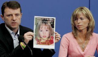 Auch fast elf Jahre nach dem Verschwinden ihrer Tochter geben Maddies Eltern die Hoffnung nicht auf (Archivbild). (Foto)